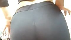 Muslim Moroccan Girl Shows Sweet Ass for Rich White Man