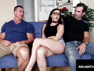 Is anal sex is wright Geeky whitney wright ass banged with cuckold bf watching