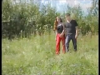 Simple green facial cleanser Lusty russian redhead gets boinked in green pastures