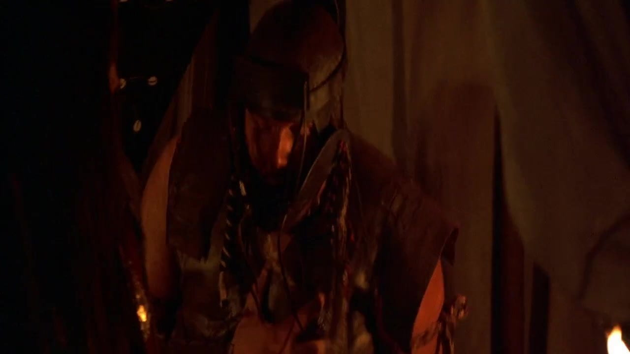 Scorpion kink uncut sex scene