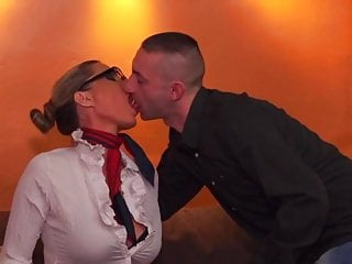 Adult 103 fever Hot milf and her younger lover 103