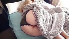 Big ass girl - doggystyle creampie sex