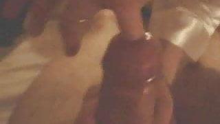 finger girl in my cock