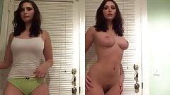 Nude selfie 12