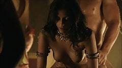 Naughty movie compilación de escenas de sexo - spartacus
