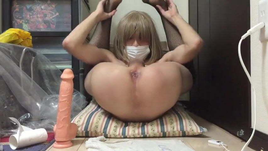 Angel shaved skinny blonde