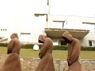 Sophie monk nude scences These monks gangbang the fuck out of the bride fyff