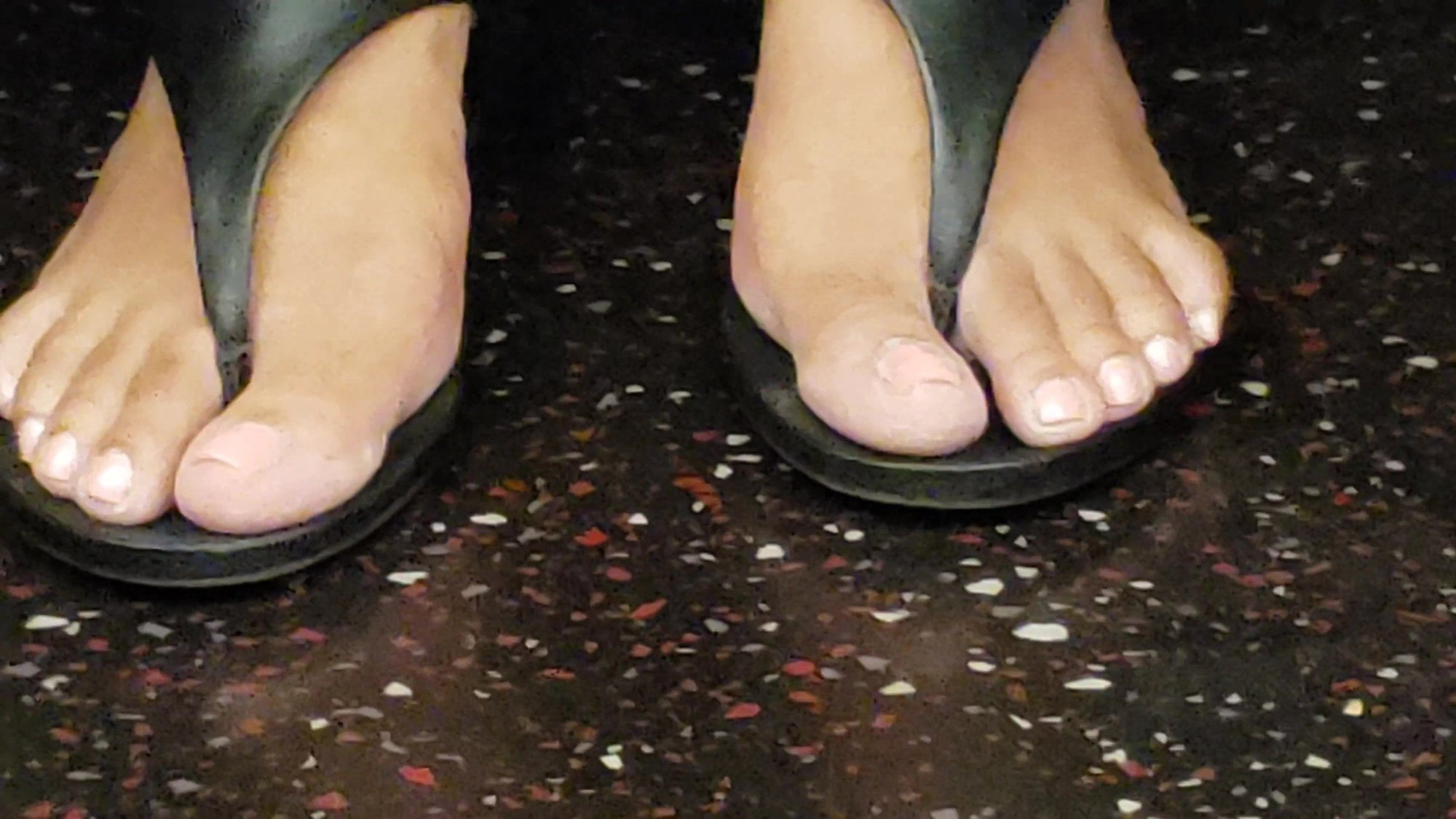 Candid College Feet Library
