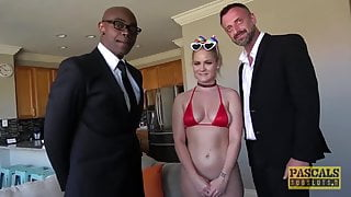 PASCALSSUBSLUTS - Lisey Sweet Anally Dominated By BBC!