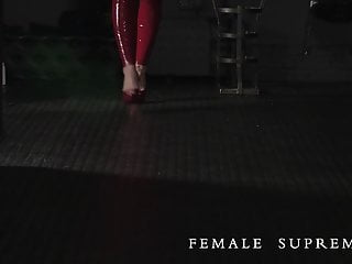 Femdom strap on pictures Femdom strap on trailer for femalesupremacy.com