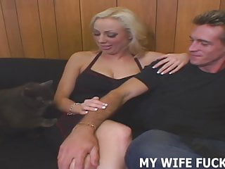 Stretch the wifes pussy I am going to stretch your wifes pussy out