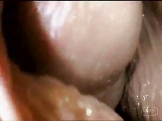 Inside vagina speculum - Sex is seen inside the vagina. very cool