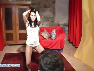 Czech paula porn wild - Lapdance and wild blowjob by beautiful czech hottie