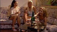 Tunde Dorgen 4 sensational girls, all scenes