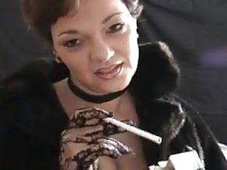 Angel smoking fetish - Smoking angel