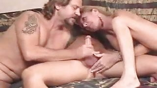 Wife & I shared a cock