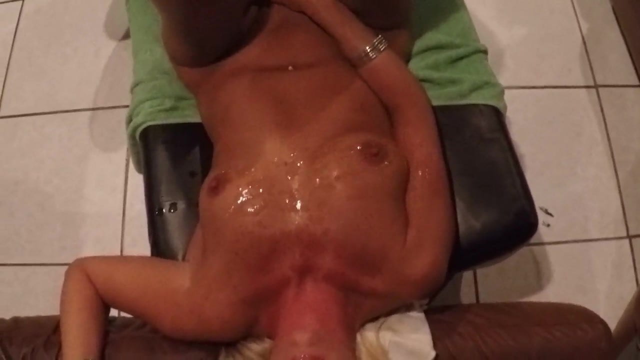 Pussy Cumming All Over Dick