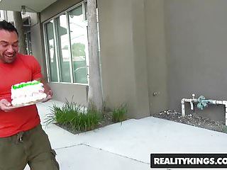 Sexy young 8th grader videos Realitykings - 8th street latinas - cake mess starring johnn