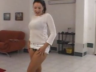 Handjob and fingering - Perky czech chick does sexy handjob and blowjob