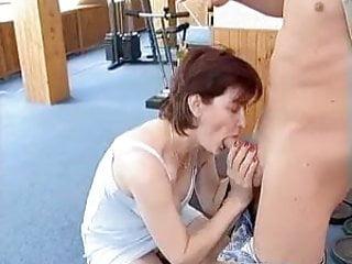 Tasty tara gym fuck - Mature gym fuckamateur