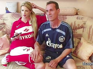 Daughter seduces dad to have sex Step-dad seduce young not step-daughter to fuck his big dick