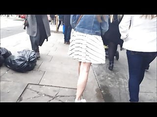 Free wind blown upskirts videos - Upskirt wind teen - skirt lift