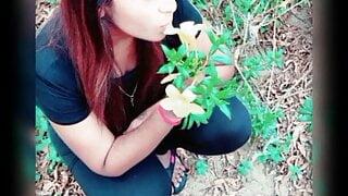 Malaysian Tamil Girl