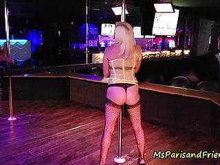 Paris hilton strip Ms paris rose is the strip club entertainer