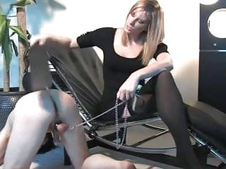 Cbt dvd bdsm Cbt and milking slave by nlonde mistress