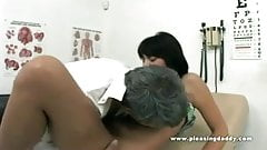 Old Doctor Gets Fucked By Applicant