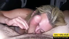 Real Amateur Milf Fucks Younger Guy