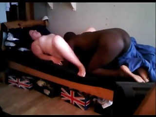 Severe muscle contractions with orgasm Black lover gives that white wife several orgasms