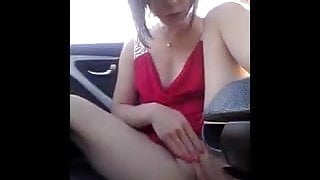 records her fun In The Car