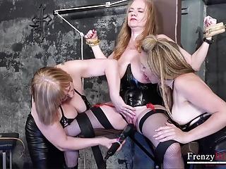 Bondage Threesome