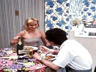 Retro porn big tits hairy pussy Teenage masseuse 1975