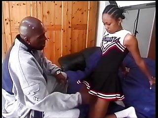 Ebony teen cheerleaders - Ebony cheerleader stephanie