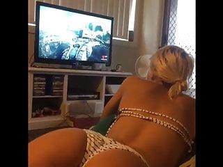 Aussie domitrix sluts Sexy aussie gamer teen slut snapchat compilation
