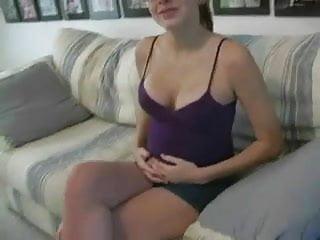Gay at 16 - Beautiful pregnant mom 16 with lactating boobs