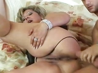 Chubby mature anal fucked Horny chubby mature anal fucked