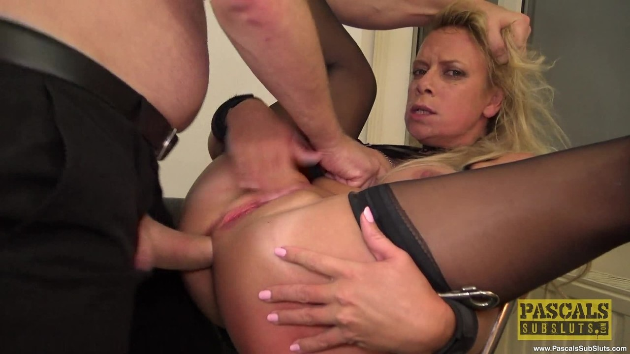 Free download & watch pascalssubsluts tied up milf sasha steele dominated          porn movies