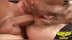 Hairy asshole compilation