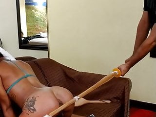 Girls getting fucked by dildo Sexy girl getting fucked and flogged
