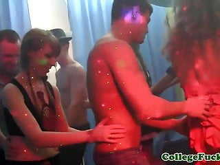 Teen host College party teens hosting wild sex orgy
