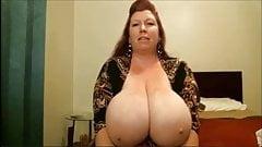 Big white tits