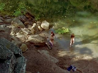 Siren 30s peeing movies Elle macpherson nude boobs from sirens movie