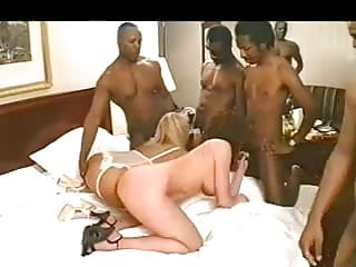 Gay interracial orgy Interracial orgy party