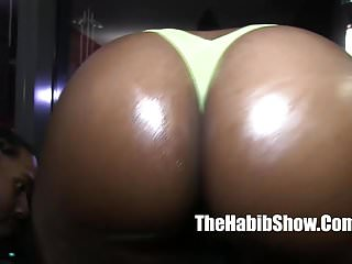 Phatt ass white girls Thick n sexy phatt ambitious booty fucked by king kreme