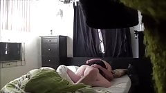 Big butt cheating wife on real hidden camera