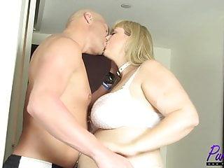 Amazon women big tits - Amazon blonde bbw lila lovely gets fucked
