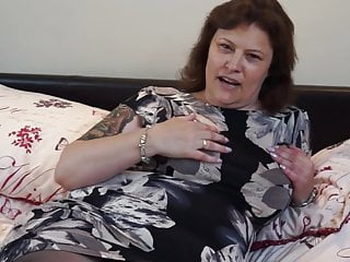 Real big wet pussies - Real mature mother with big tits and wet pussy